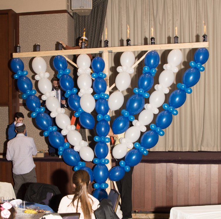 Chanukah Party 2018