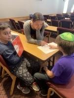 Hebrew School - January 2020